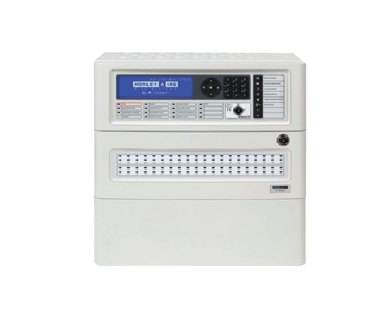 1/2/4 Loops,  Morley-IAS Dxc Series Fire Alarm Control Panel