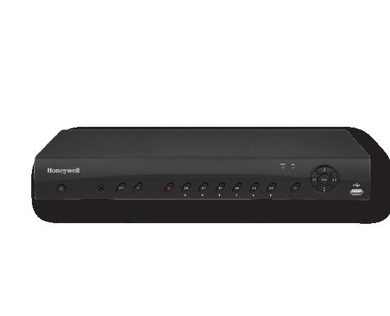 4-/8-/16-Channel 1080p HQA DVRs