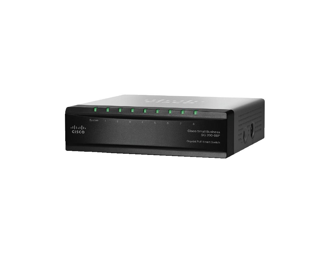 SLM2008PT-EU  (SG200-08P) / SLM2024PT-NA  (SG200-26P)