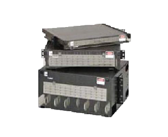 FIBER PATCH PANELS (RMG FIBER PATCH PANELS)