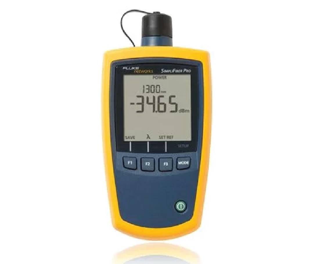 SimpliFiber® Pro Optical Power Meter and Fiber Test Kits