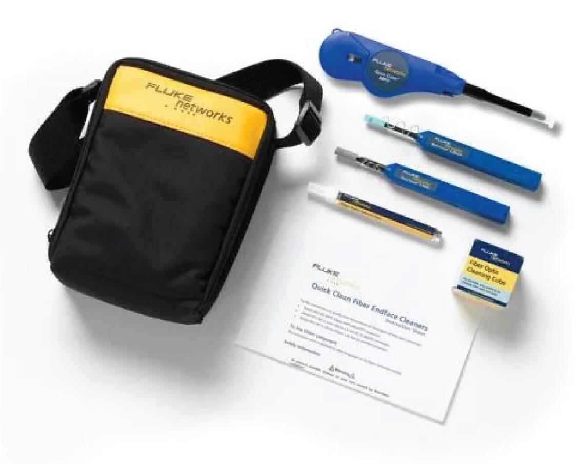 Fiber Optic Cleaning Kits