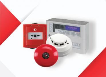 Conventional Alarm Control Panel