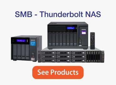 SMB - Thunderbolt NAS