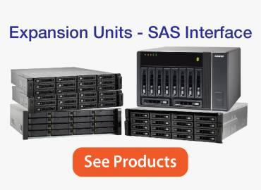 Expansion Units - SAS Interface